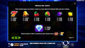 pagamenti Diamond Strike