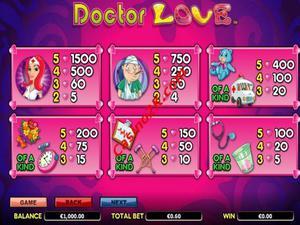 pagamenti Doctor Love