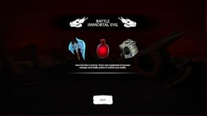 bonus Dungeon: Immortal Evil