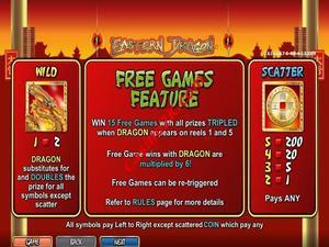 bonus Eastern Dragon