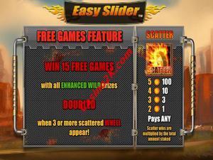 bonus Easy Slider
