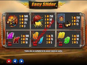 pagamenti Easy Slider
