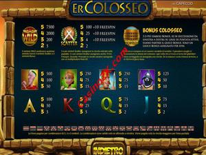 pagamenti Er Colosseo