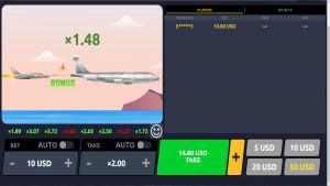 bonus F777 Fighter