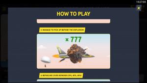 pagamenti F777 Fighter