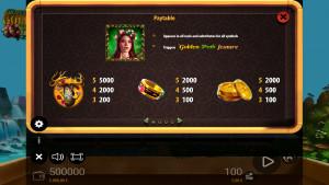pagamenti Fairy's Golden Path