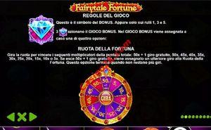 bonus Fairytale Fortune