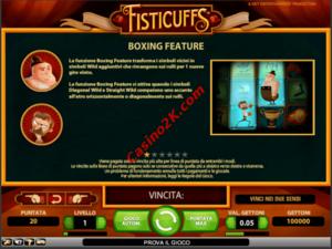 bonus Fisticuffs