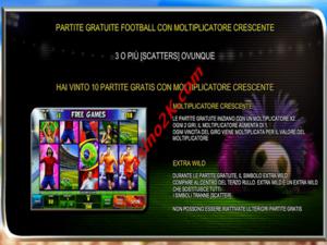 bonus Football Carnival