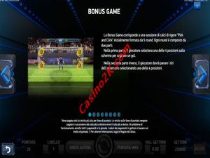 bonus Football Champions Cup