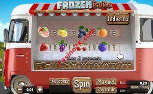 pagamenti Frozen Fruits