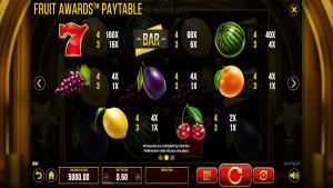 pagamenti Fruit Awards