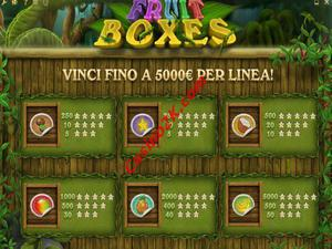 pagamenti Fruit Boxes