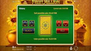 bonus Fruit Million