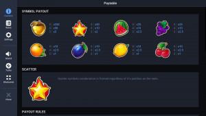 pagamenti Fruit Super Nova