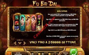 bonus Fu Er Dai