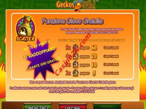 bonus Geckos Gone Wild
