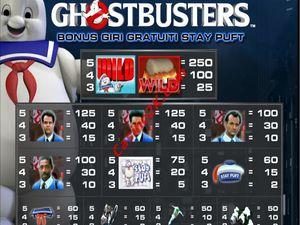 bonus Ghostbusters