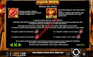 bonus Gold Rush