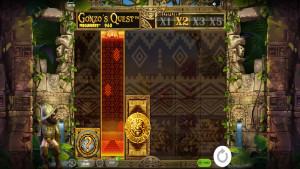 bonus Gonzo's Quest Megaways