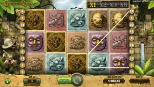 bonus Gonzo's Quest