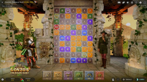 bonus Gonzo's Treasure Hunt Live