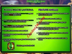 bonus Green Lantern