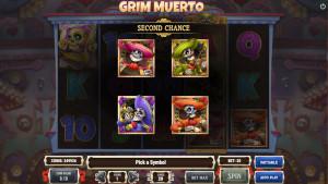 bonus Grim Muerto