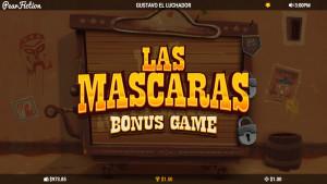bonus Gustavo El Luchador