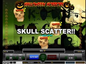 pagamenti Halloween Horrors