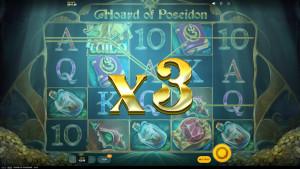 bonus Hoard of Poseidon