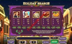 pagamenti Holiday Season