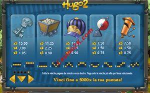 pagamenti Hugo 2