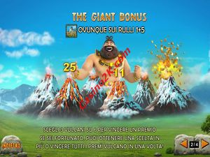 bonus Jackpot Giant