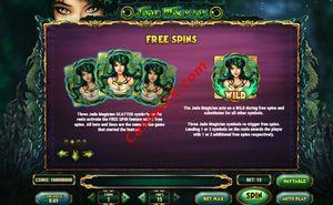 bonus Jade Magician