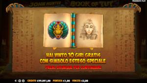 bonus John Hunter and the book of Tut