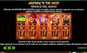 bonus Journey To The West
