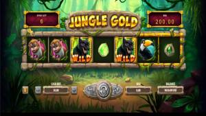 bonus Jungle Gold