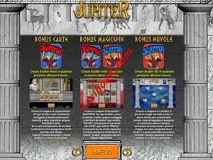 bonus Jupiter