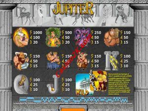 pagamenti Jupiter