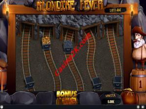 bonus Klondike Fever