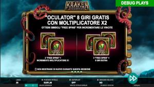 bonus Kraken Conquest