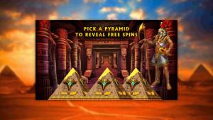 bonus Legend of Horus