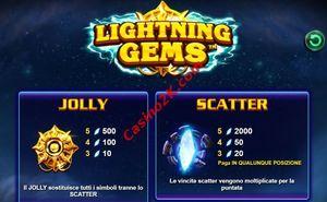 bonus Lightning Gems