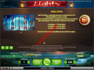 bonus Lights