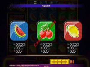 pagamenti Lucky 3