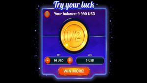 bonus Lucky Coin