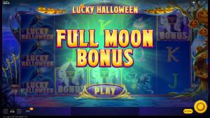 bonus Lucky Halloween
