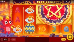 bonus Lucky Little Devil