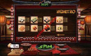 pagamenti Lucky Sushi